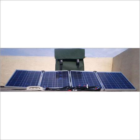 Solar Manpack
