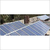 Rooftop Off Grid Solar System