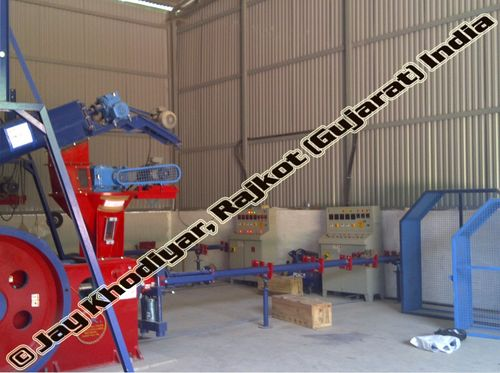 Briquetting Machine Super 65