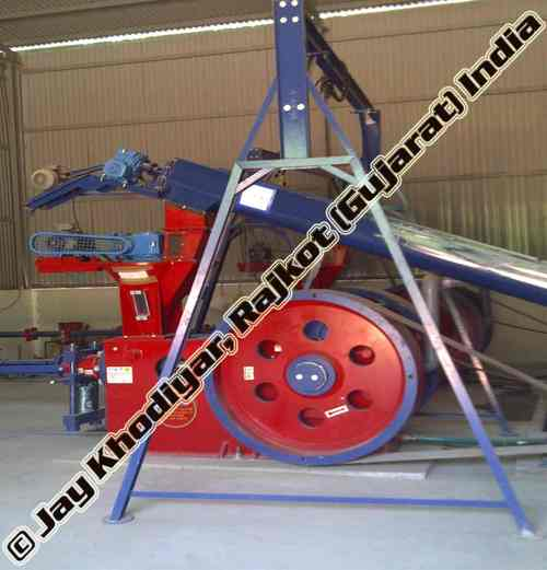 Briquetting Press Machines