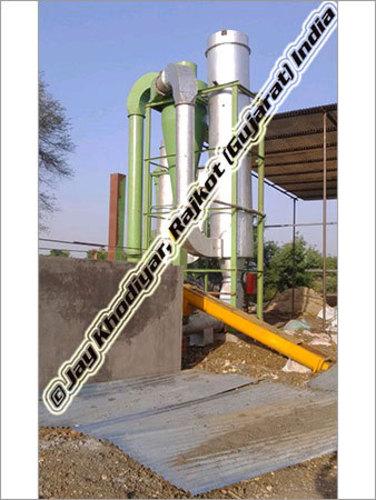 Biomass Briquette Turbo Dryer CTD 60