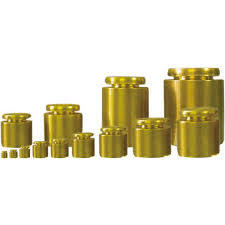 Analytical Loose Weights Brass CP