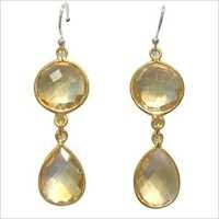 Artificial Stone Earrings