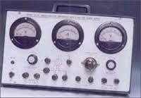 Tetrode Pentode Characteristic Apparatus