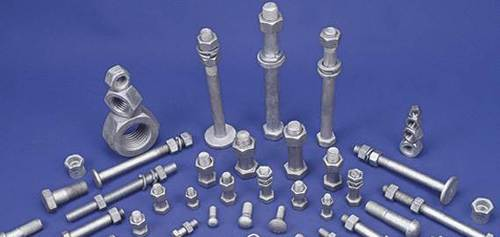 Hot Dip Galvanized Threaded Fasteners