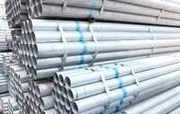 Steel Galvanized Pipes