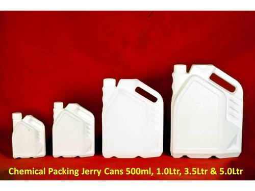 Chemical Packing Jerry Cans
