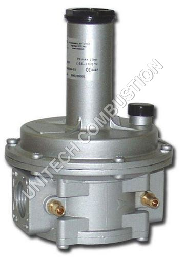 Madas gas regulator