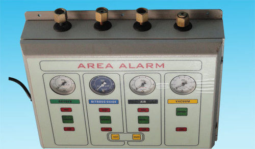 Medical Gas Control Pannel
