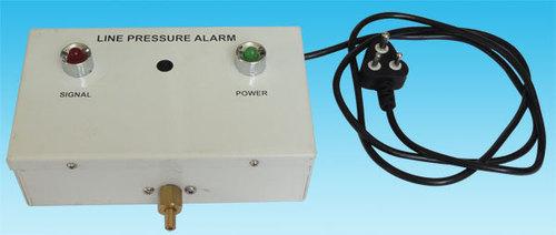 Line pressure Alarm 3510