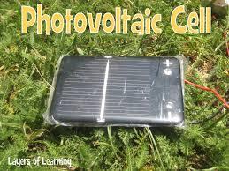 Photo Voltaic Cell