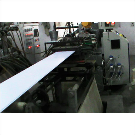 PVC Profile Sheet Machinery