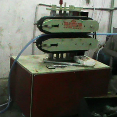 Holl Off PVC Machine