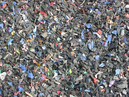 HIPS Plastic Material Scrap