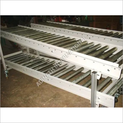 Impact Gravity Roller Conveyor