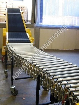 Flexible Moving Gravity Roller Conveyor