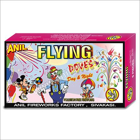 Flying Firework
