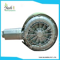 Double Stage Turbine Blower