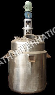 Jacketed Reactor for Resin & Paints