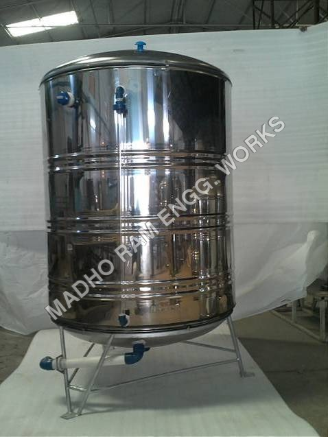 STAINLESS STEEL WATER STORAGE TANKS & STAINLESS STEEL WATER STORAGE TANKS - STAINLESS STEEL WATER STORAGE ...