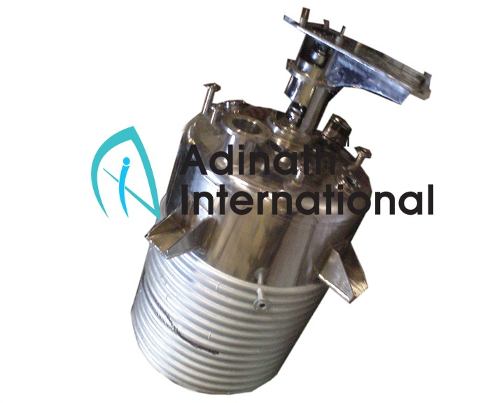 Chemical Stainless steel Reaction Vessel