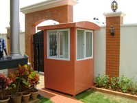 Frp Security Booths