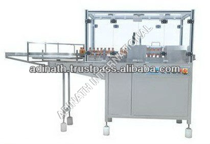 Automatic Bottle Airjet Cleaning Machine