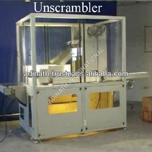 Bottle Unscrambler Machine