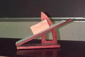 Falling Inclined Plane Or Centre Of Gravity Kit