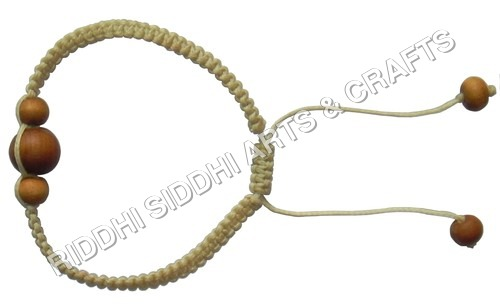 Sandalwood Beaded Bracel