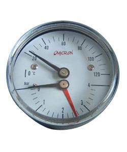 Thermanometer Gauges