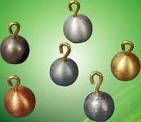 Pendulum Bobs Or Spheres