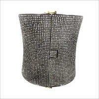 Pave Diamond Bracelet Jewelry