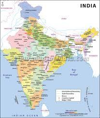 Maps Of Indian States