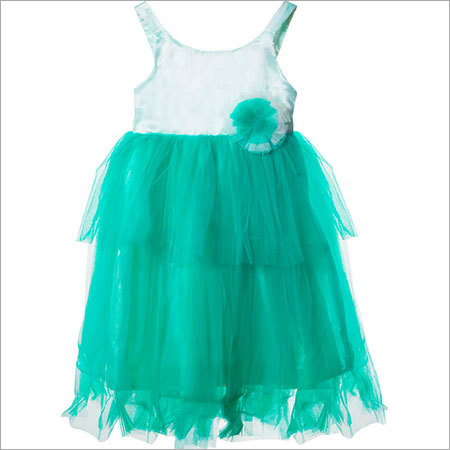 Aomi Girls Dress