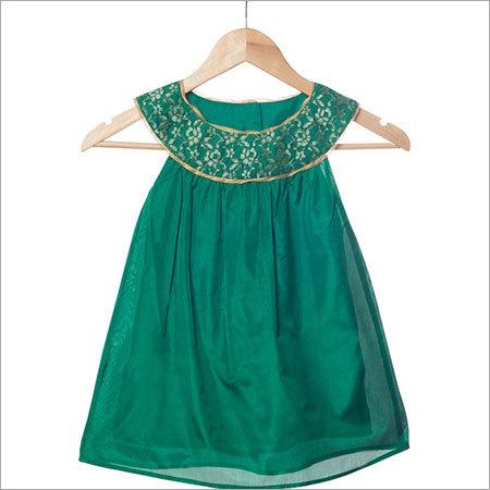 Simple Baby Tunic Dress