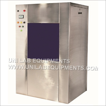 Autoclave Rectangular Horizontal Sterilizer