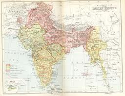 Detailed Indian History Maps