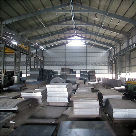 Precision Steel Sheets