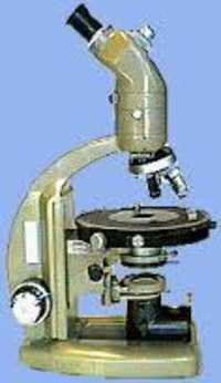 Straight Polarising Microscope
