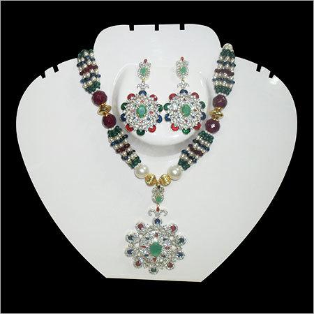 American Diamond Pendant