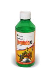 Lambda-Cyhalothrin-5%EC