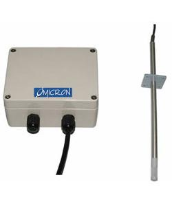Remote Probe Air Velocity