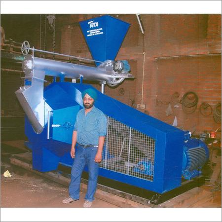 Rotary Pellet Machine