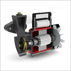 Industrial Monoblock Pump
