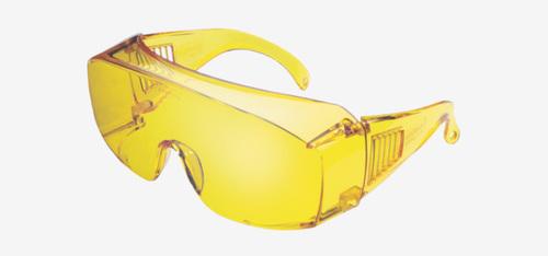 Amber Safety Glasses