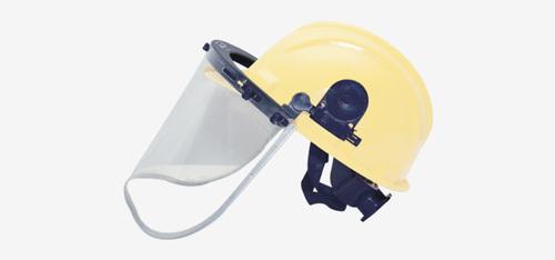 Helmet Attachable Face Shield