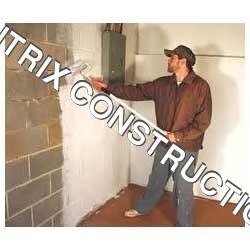 Basement Wall Waterproofing Service