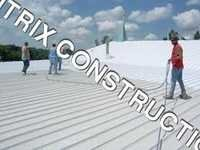 Metal Roof Coating Service