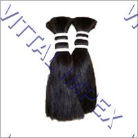 Non Remy Single Drawn Human Hair